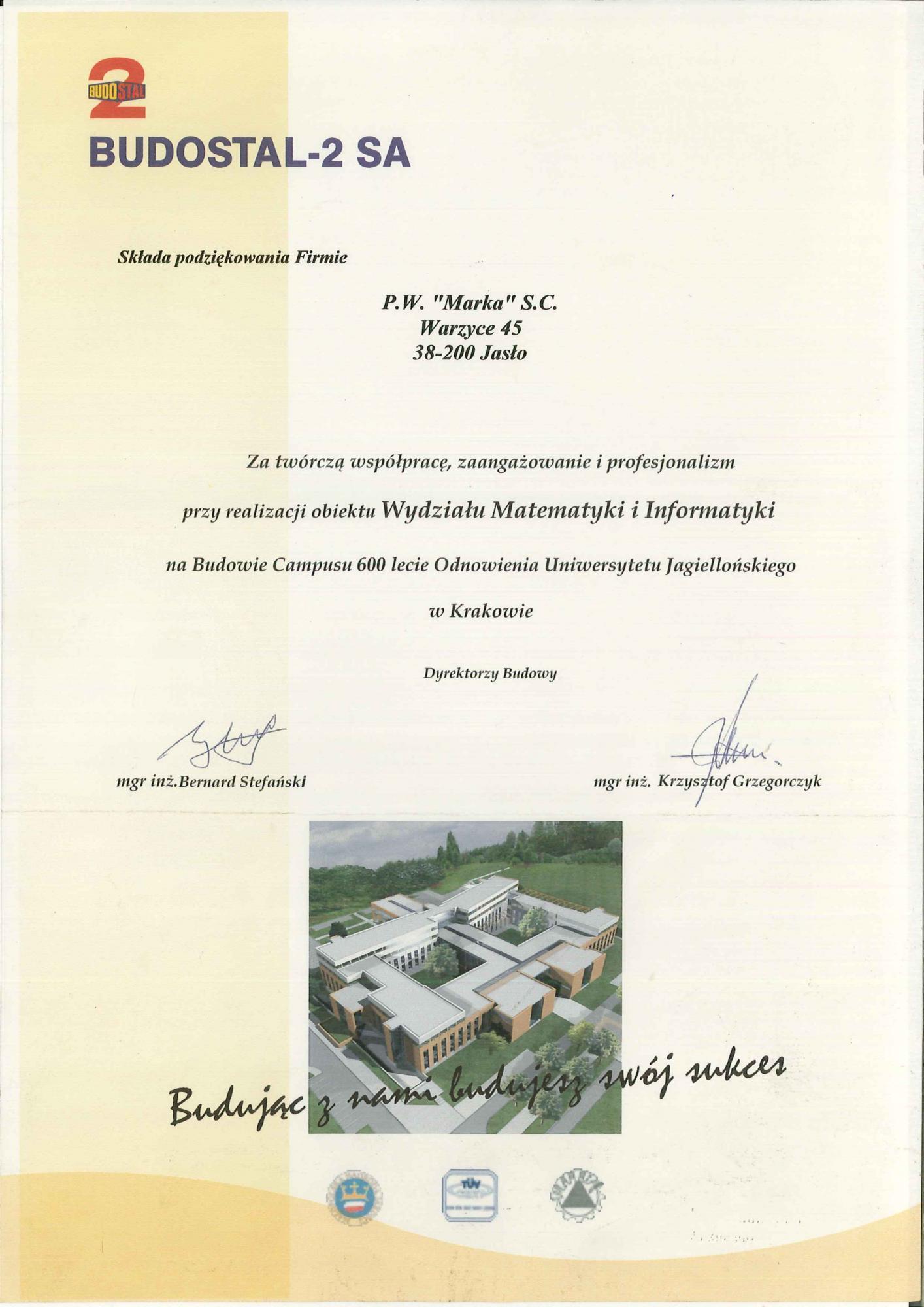 UJ Kraków Matematyka